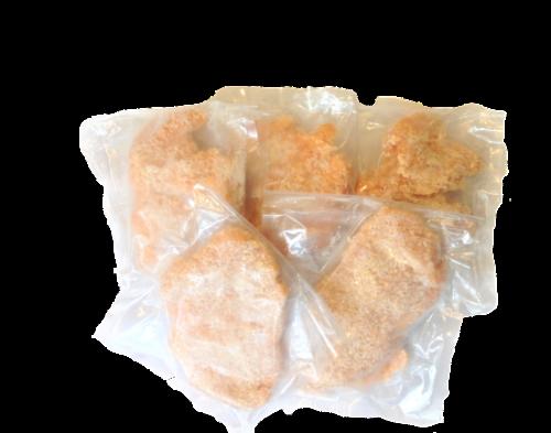 <冷凍>チキンカツ約200g(5枚)