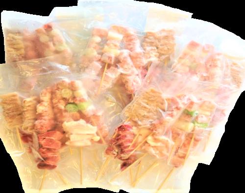 <冷凍> 串バラエティー12本入 (5個)