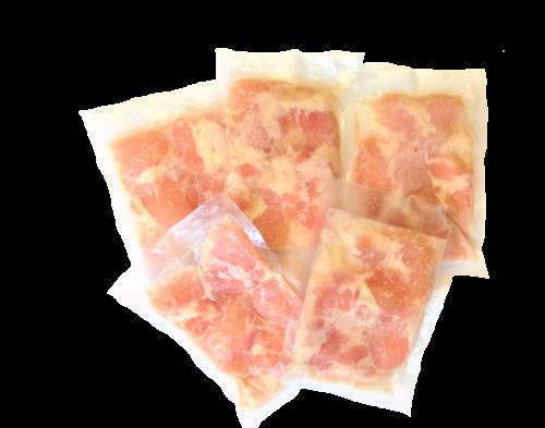 <冷凍> 塩麹ステーキ150g(5個)