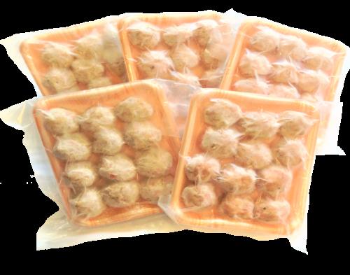 <冷凍>親鶏つみれ12個入(5個)