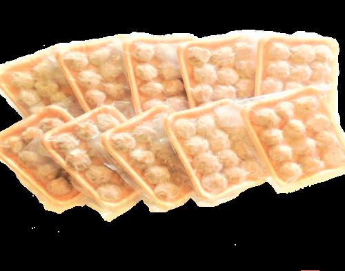 <冷凍>親鶏つみれ12個入(10個)