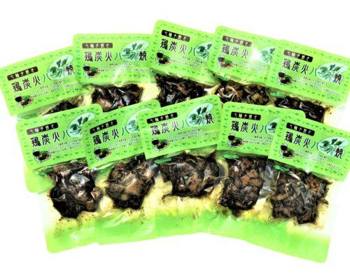 <常温>鶏炭火ハーブ焼 50g (10個)【少量タイプ】