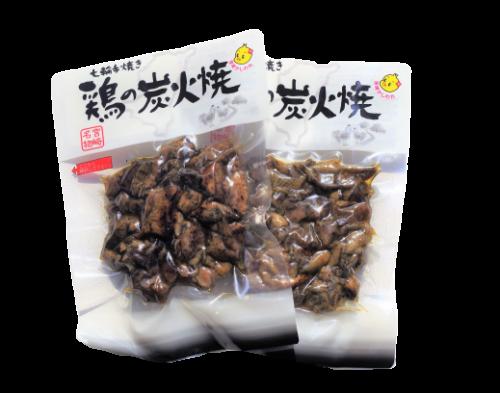 <常温>鶏の炭火焼 180g (2個)